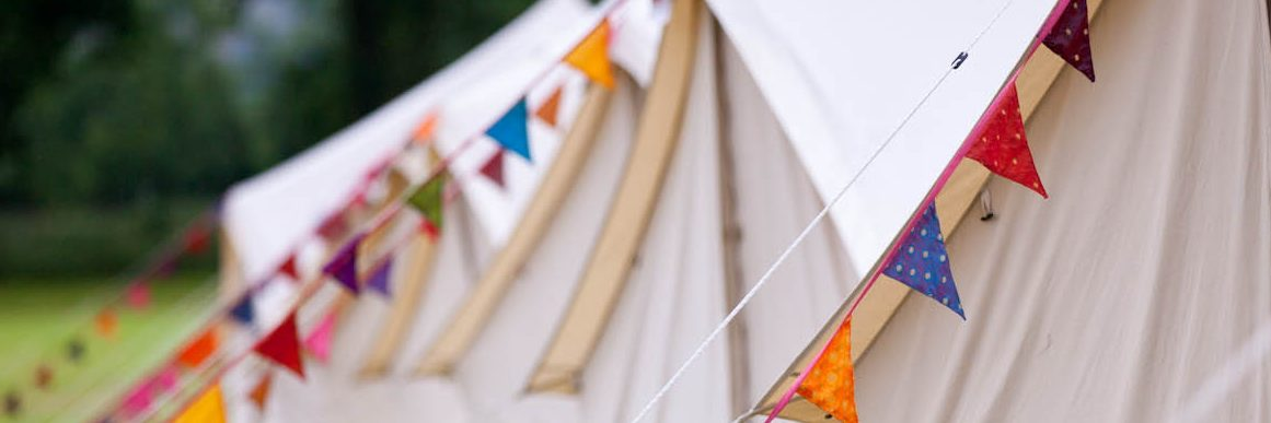 Bell Tent Glastonbury