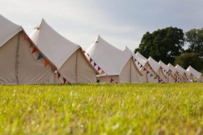 Glastonbury Bell Tent